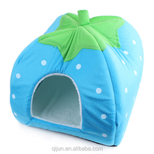 High quality cool small pet house and bed