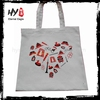 Customized canvas wine bag with high quality
