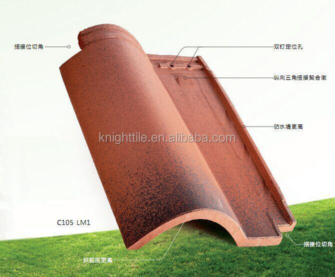 Karala Roman S Styles Color Corrugated Clay Roof Tiles
