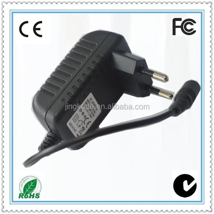 24v electric bike battery charger ac dc adapter 24v 400ma