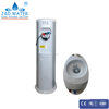 Stainless steel shell cold and hot water dispenser
