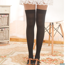 2016 Very Cheap Stockings World Women's Stockings Tights Black Color Socks With Lace AT1001