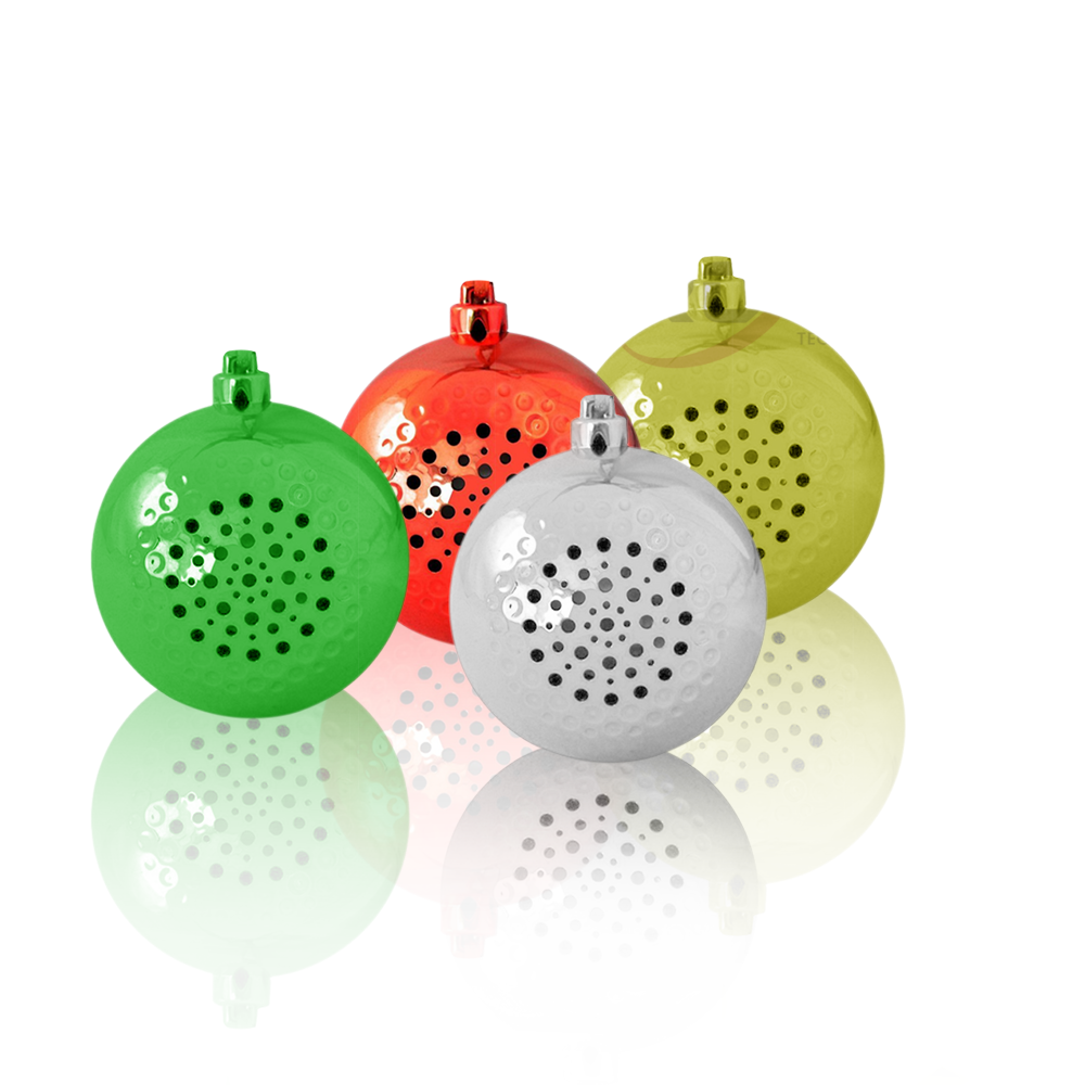 To US, Christmas ball blue tooth <strong>speaker</strong>, colorful wireless <strong>speaker</strong> christmas gift