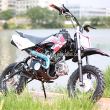 Chinese Professional Manual Kids Start Cross Bike 110CC Dirt Bike for Sale