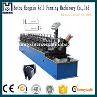 Roof truss making roll forming machine ,easy operate twist off cutting system making machine