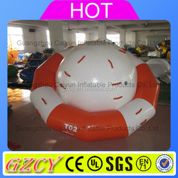 Inflatable Rocking Saturn/Crazy Inflatable Water Toys