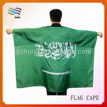 Boday Cape Flag For Saudi Arabia National Day Flag