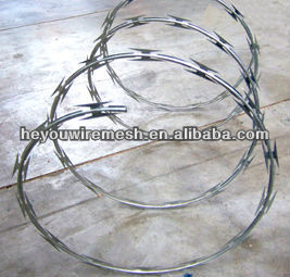 BTO28 razor barbed wire