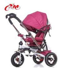 2019 easy carry eco friendly lying baby walker tricycle 4 in 1 trike/child tricycle seats/cheap kids tricycle kids smart trike