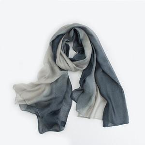 silk scarf long
