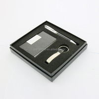 Custom corporate business gift set