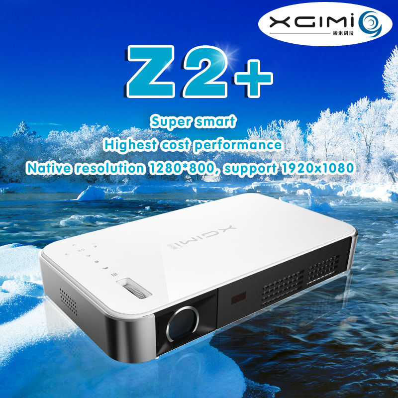 phone wireless portable mini 3D HD projector machine windows mobile
