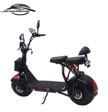 2018 Long Range 800w 1000w 1200w EEC Electric Scooter with Extra Safety Switch