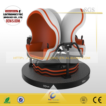 2015 the best rotation 9d VR Cinema Simulator,9D Interactive Virtual Reality,9D VR egg christmas egg for sale