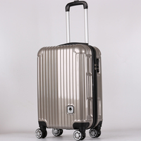 ABS PC Trolley Hard Shell Case