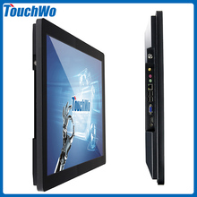 "High quality 32"" Touch Screen Smart PC Wall Mount Touch Screen All-In-One Computer with capacitive touchscreen monitor/computer"