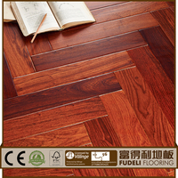 The beautiful design acacia solid wood flooring