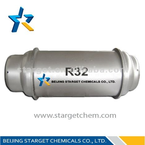 OEM r32 Difluoromethane HFC Refrigerants With Purity 99.90% For Mixed Refrigerant