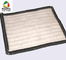 Popular earthwork products geotextile bentonite clay liner by Taidong