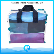 Ruiding Latest Products Customized Logo Thermostat Lunch Picnic Cooler Bag