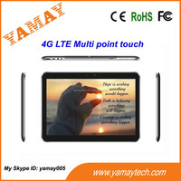 10.1-Inch MTK8732 4G LTE-FDD android pc computer with 2.0mp/5.0mp camera