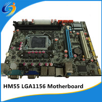 high quality i3 i5 i7 processor supported HM55 dual ddr3 ram motherboard