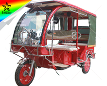 Hot Popular 8 Passengers Tuk Tuk Tricycle For Sale Bangladesh