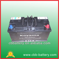 Factory Direct Sell Cheap Customized Excellent 654-88ah South Africa Car Battery, Spain Auto Power Car