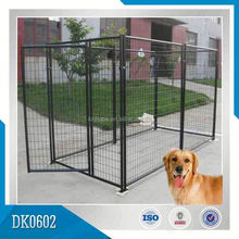 OEM Or ODM Galvanized Cheap Dog Kennel Outside