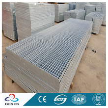 Yb T4001.1-200 Galvanized Steel Bar Grating Weight Grate Floor Industrial Heavy Duty Grating
