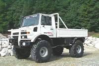 Mecedes-Benz Unimog U1300l Custom Automobile