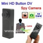 Button hidden camera
