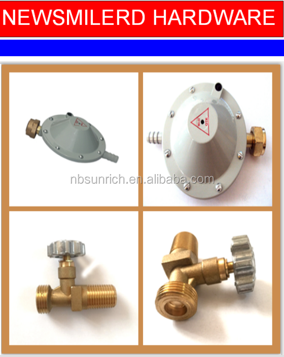 21.8-14 thread Ukraine type lpg gas valve