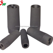 Graphite mould for copper brass continuous casting