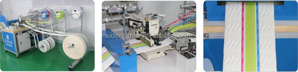 Mattress Automatic border quilting machine for bedding border