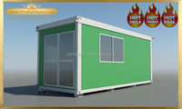 iPrefab-BCHS-M1 2016 Best Popular Hot Wholesale Container fold out mobile foldable container house