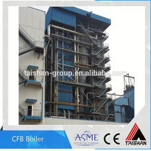 Clean Coal Energy CFB Power Plant Boiler For Sale