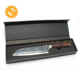 Japanese Kitchen Knife Beautiful Damascus Pattern Knife Chef Professional