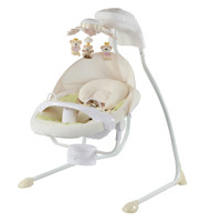 Whole plastic seat electric baby rocker OME for CAM-i ,Maxi-Cosi,Quinny and Brevi