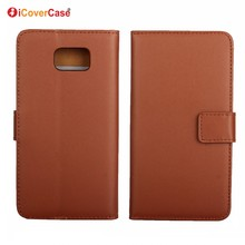 Stand Regenerated Leather Flip Cover Wallet Case for Samsung Galaxy Note 5 Carcasas Etui Fundas Coque Capa