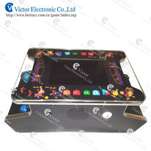 Video Arcade Cocktail Table Jamma Game Machine Arcade Game Machine