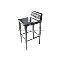 Modern fashion KTV Furniture / stainless steel bar stool / Creative Barstool