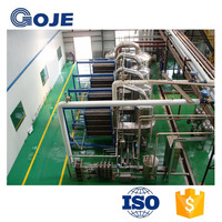hot selling energy-saving single/double/triple multi evaporator for milk processing