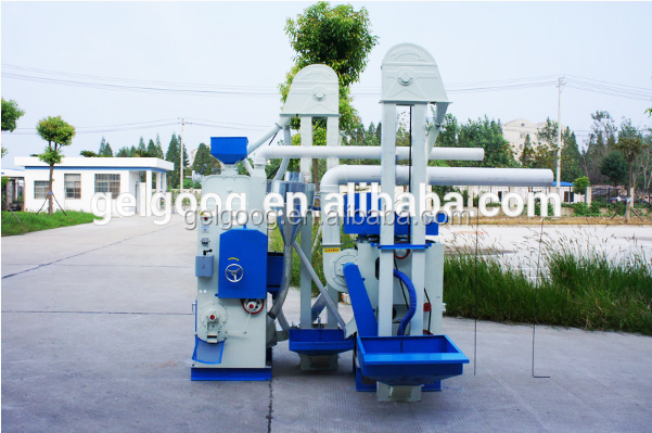 Automatic Combined Rice Milling Machine Modern Rice Hulling Machine Rice Milling Machine Price