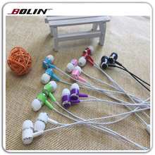 Colofor In Ear Earphone Prototype With Great Price For Apple/Iphone/Ipad/Ipod Earphone