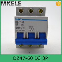 chint electric DZ47-60 3P D3