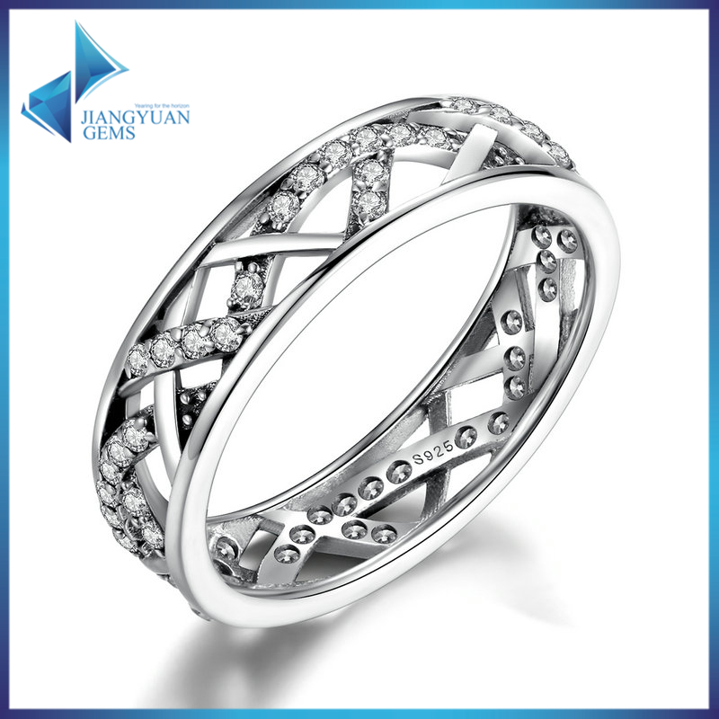 SCR002 new design rings silver jewelry antique silver jewelry