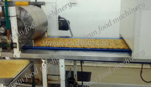 YX/CB600 competitive price automatic nuts bar machine