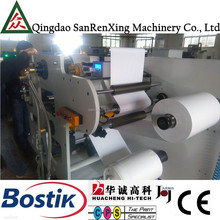 UV adhesive label coating machines for small industries