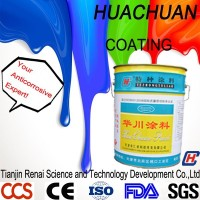 excellent seawater resistance High Build Epoxy Zinc Phosphate Anticorrosive Primers